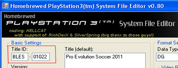 backup PS3 sur disque dur usb