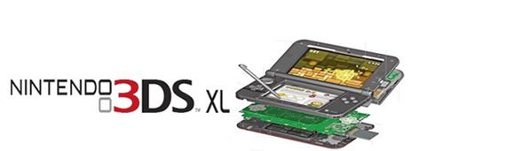 Pièces détachées 3DS XL