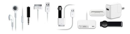 Accessoires iPod Touch