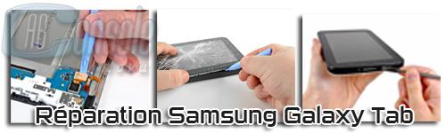 Réparation Galaxy Tab 2