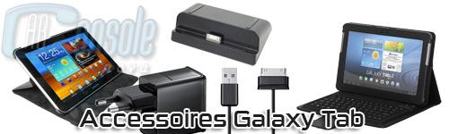 Accessoires Galaxy Tab 1