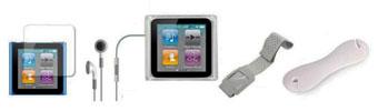 Accessoires iPod nano 6