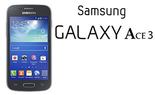 Galaxy Ace 3 (S7275)