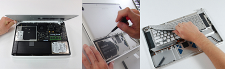 Réparations Macbook