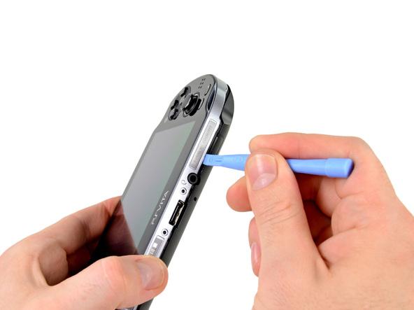 Interventions PS Vita