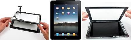 Réparations iPad 2