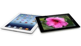 iPad 3 & 4