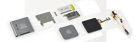 Pièces détachées iPod nano 6