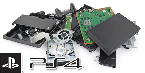 Pièces détachées PS4