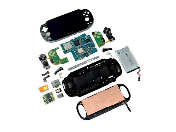 Pièces détachées PS Vita 2