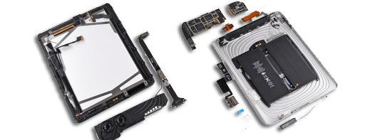 Pièces détachées iPad 1