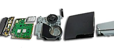 Pièces détachées PS3