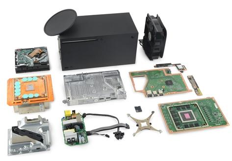 Pièces détachées Xbox Series X/S