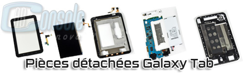 Pièces détachées Galaxy Tab 2