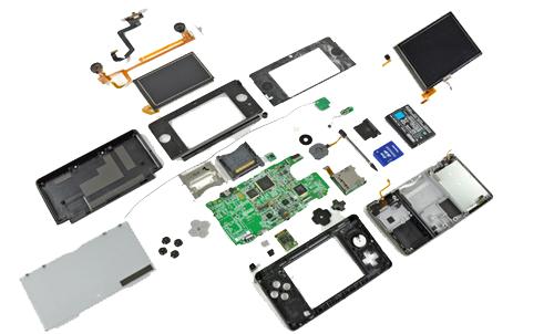 Pièces détachées 3DS