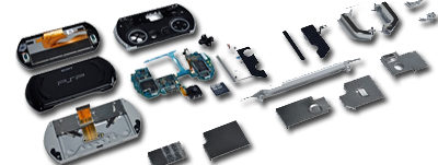 Pièces détachées PSP