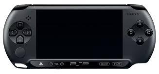 PSP Street E 1000