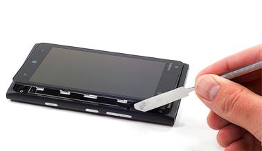 Réparation Lumia 800