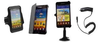 Accessoires Galaxy Note 2