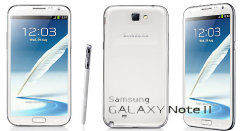 Galaxy Note 2 (N7100/ N7105)