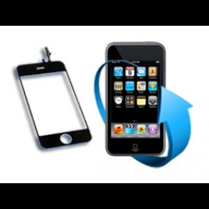 Remplacement vitre tactile Ipod Touch (V1/V2/V3)