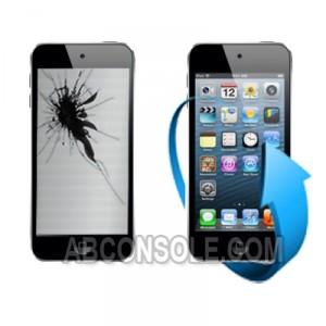Remplacement écran LCD + tactile Ipod touch 5 (noir)