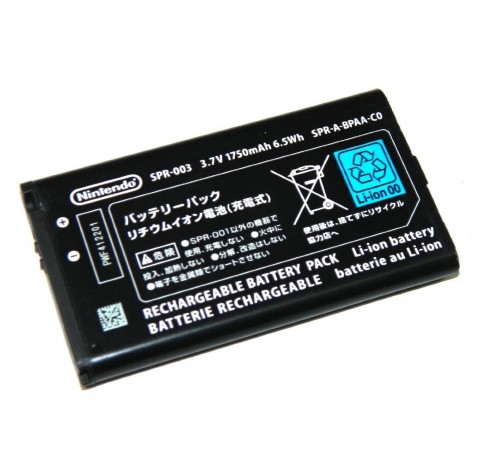 Batterie pour Nintendo 3DS XL