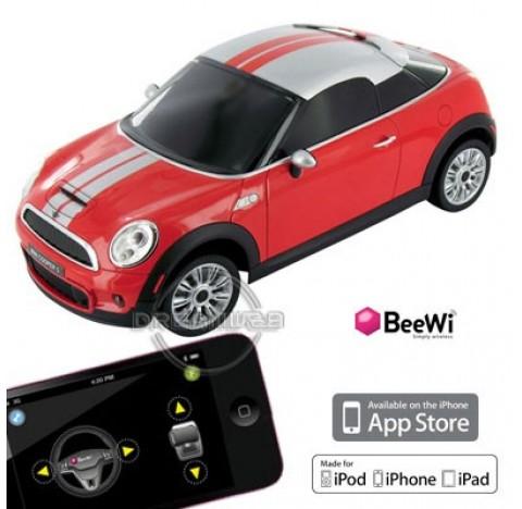 Voiture bluetooth BeeWi Mini cooper S