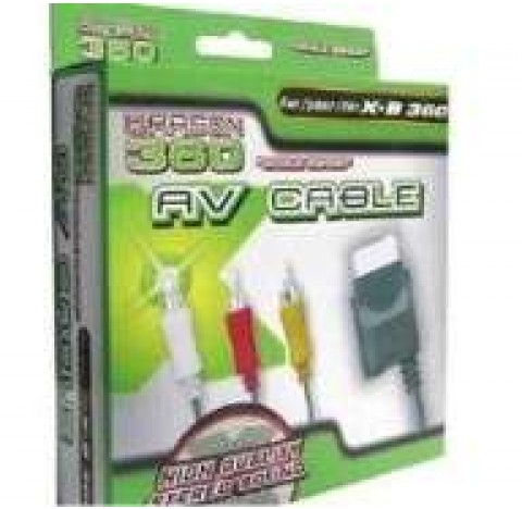 Cable video RCA XBox360