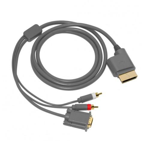 Cable Vidéo VGA Xbox 360