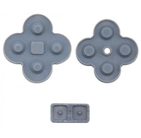 Caoutchoucs bouton et direction Nintendo DS Lite