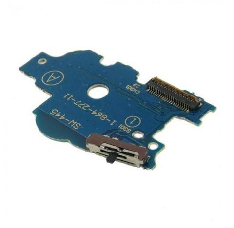 Carte power PSP