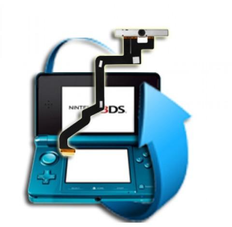 Remplacement Caméra Nintendo 3DS