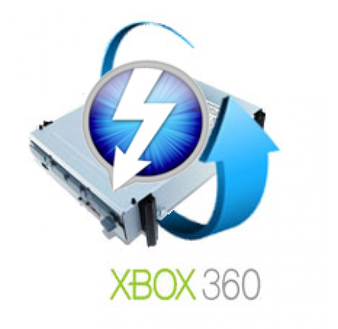 Flash lecteur Xbox 360 Phat (LT+3.0)