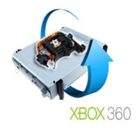 Remplacement lentille Xbox 360