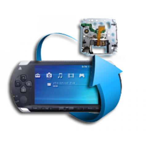 Remplacement lentille PSP Slim 2000