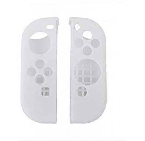Coque silicone Blanche pour Joy-Con Nintendo Switch