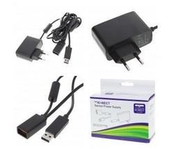 Adaptateur secteur Kinect pour Xbox 360 Fat et Slim