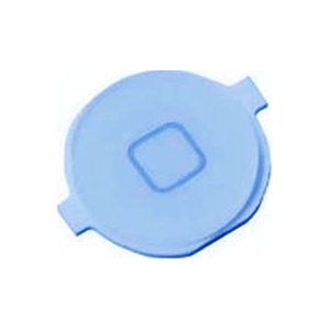 Bouton Home IPhone 4G (Bleu)