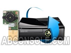 Remplacement carte power XBOX 360 Slim