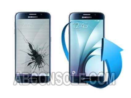 Remplacement écran Samsung Galaxy S6 noir (G920)