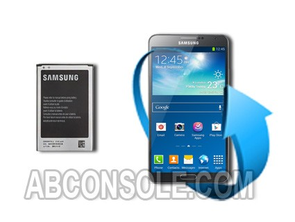 Remplacement batterie Samsung Galaxy Note 3 (N9005)