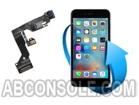 Remplacement caméra avant et capteur de proximité Iphone 6S