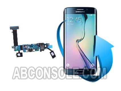 Remplacement connecteur de charge Samsung Galaxy S6 EDGE