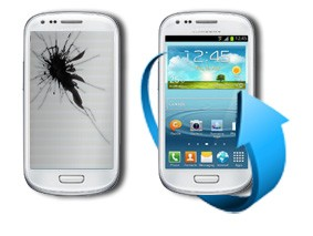 Remplacement écran Samsung Galaxy S4 Mini (i9195)