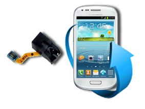 Remplacement prise casque Samsung Galaxy S4 Mini (i9190/ i9195)