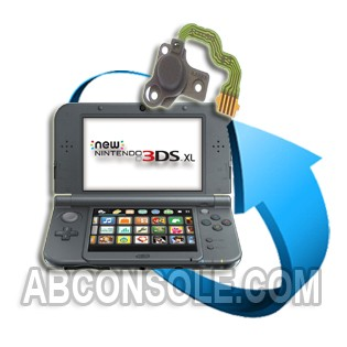 Remplacement stick C Nintendo New 3DS XL