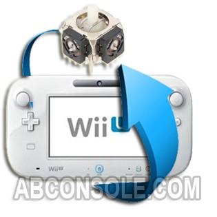 Remplacement stick analogique gauche ou droit GamePad Wii U