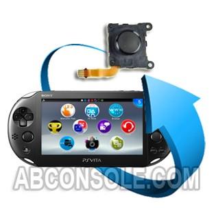 Remplacement stick analogique gauche ou droit PS Vita 2