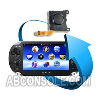 Remplacement stick analogique gauche ou droit PS Vita